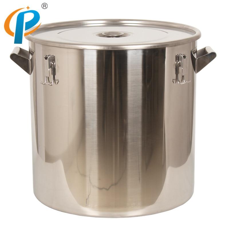 Tanque transportador de leche de Material de acero inoxidable 100 duradero de 316 litros para ordeñadora de ovejas