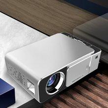 T6 Mini led projector full hd 1080p proyector 3500 Lumens Android USB/HDMI/VGA/AV Home Theater 1280x720 Short throw Beamer