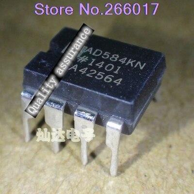 1 шт. AD584KNZ AD584 AD584KN DIP-8 новый и оригинальный в наличии