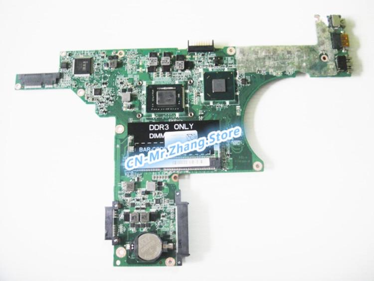 SHELI FOR DLEE Inspiron 14z N411Z Inspiron Mainboard CHRG4 0CHRG4 CN-0CHRG4 i3-2350U CPU DA0R05MB8D2 DDR3 Test 100% good