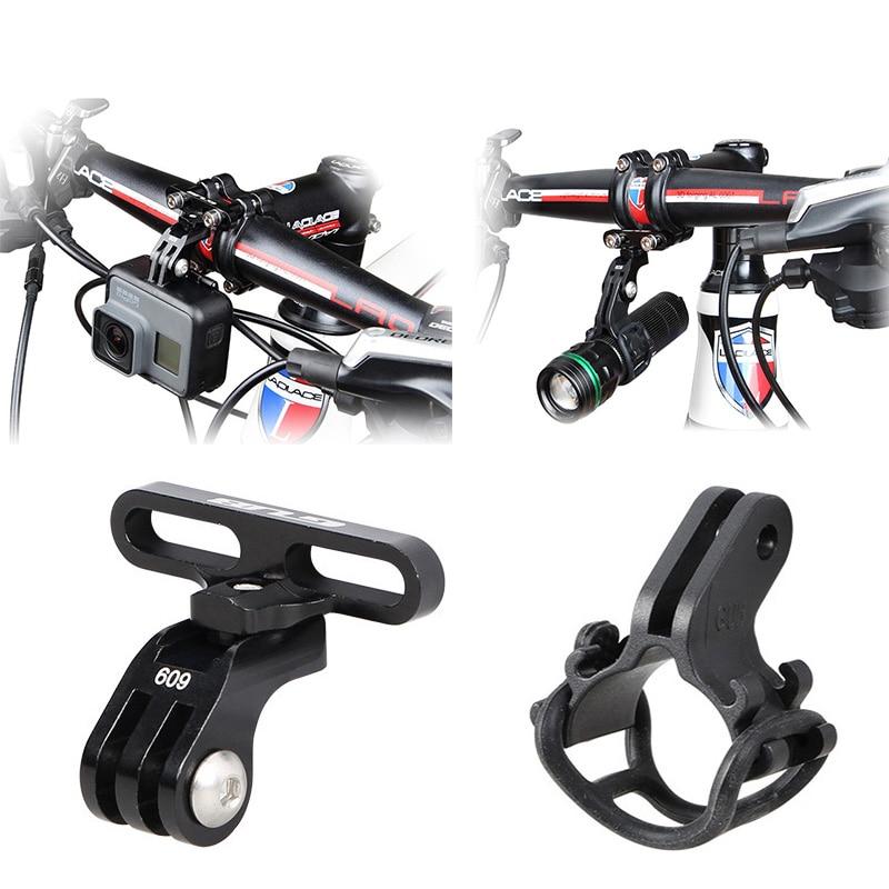 Велосипедный держатель для крепления на руль для GoPro Hero 8 7 6 5 4 Xiaomi yi 4K Sjcam EKEN аксессуары для камеры