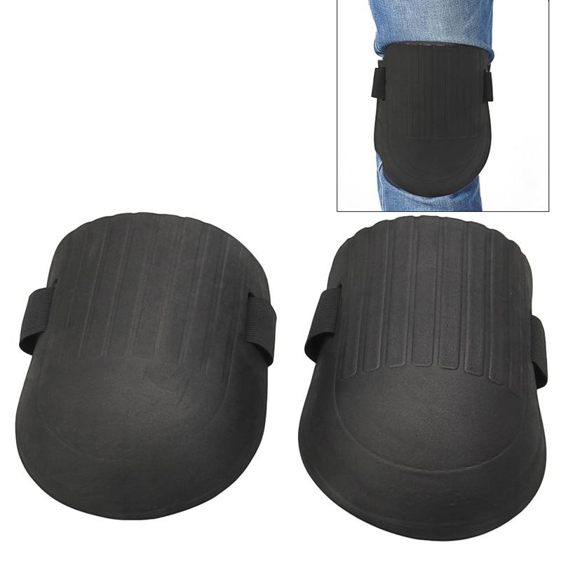 1 par flexível macio espuma joelheiras de proteção esporte trabalho jardinagem construtor mais novo