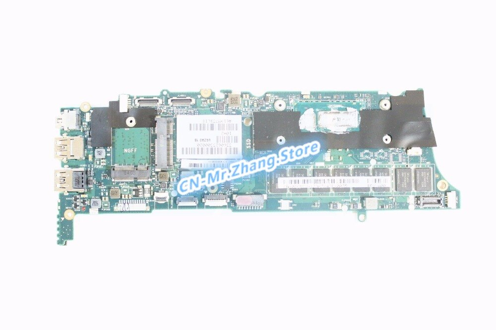 SHELI لديل XPS 12 9Q33 اللوحة المحمول مع i3-4010U CPU 4GB RAM CN-02CMTV 02CMTV 2CMTV LA-9262P