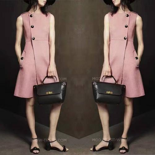 100% wool winter dress for women,elegant office dress,amazing vestido de festa,pink slim casual dress,unique dresses for girls