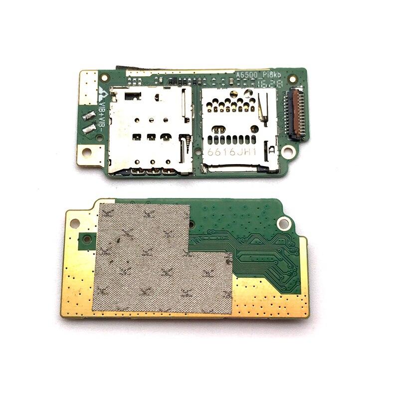 New Sim Card Reader Holder Slot Flex Cable Board For Lenovo TB2-X30 TB2-X30L TB2-X30M