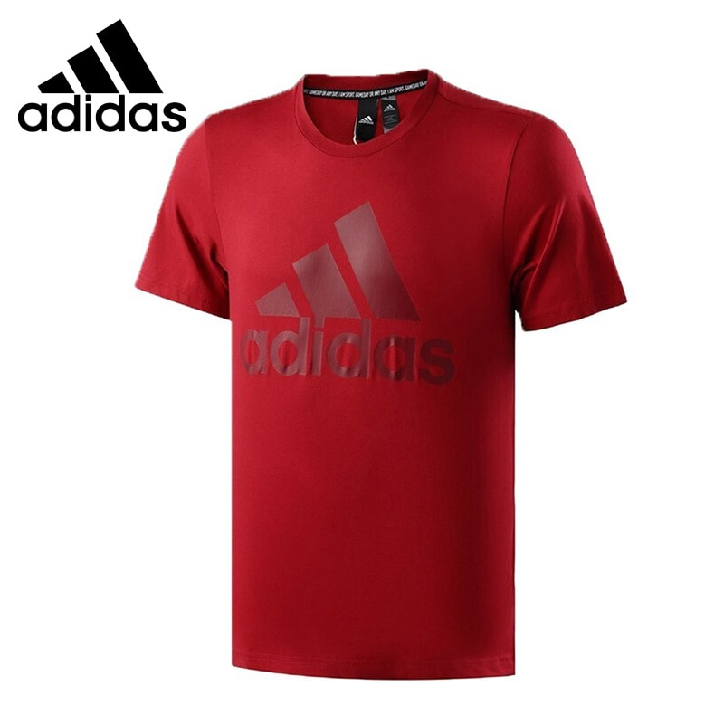 Original New Arrival  Adidas MH BOS Tee Men's T-shirts short sleeve Sportswear