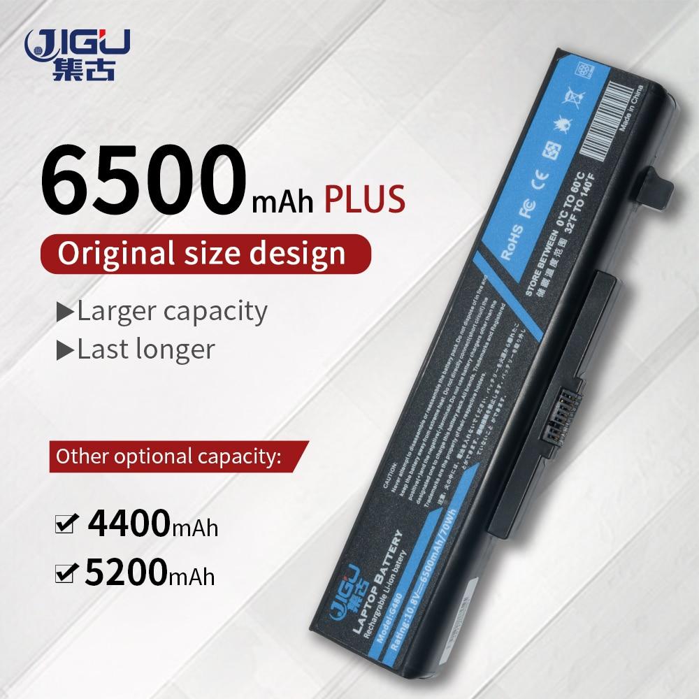 JIGU Battery Laptop L11L6Y01 For Lenovo Y480 Y480P Y480A Y580M Y580N Y580P V480C G500 G485G