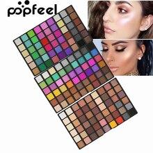 Professional 162 colors Eyeshadow Palette Makeup Glitter Nude Matte Eye Shadow Cosmetics paleta de sombra eyeshadow pallete