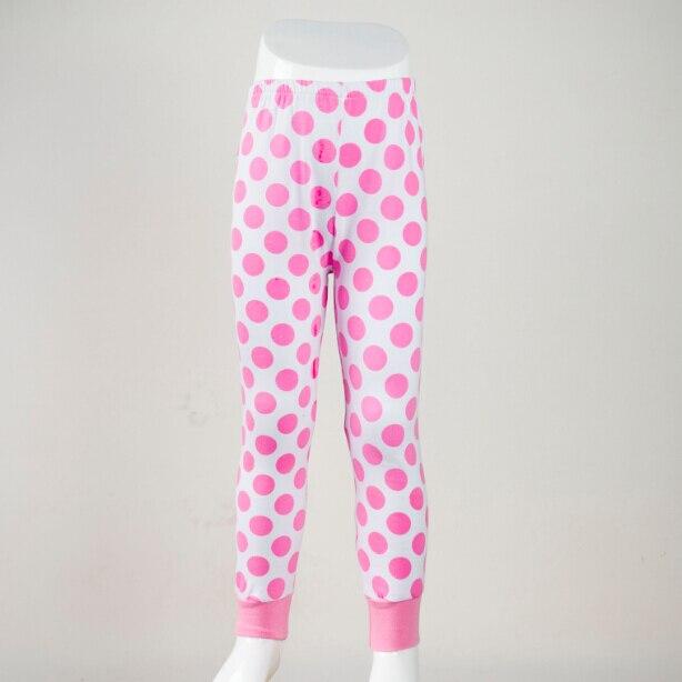 Roupas de compras online por atacado rosa bonito dot meninos e meninas do bebê calças leggings amel dedo do pé calças de yoga do tumblr