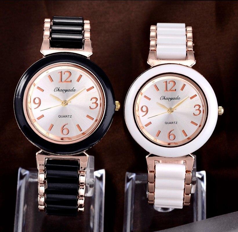 Reloj de oro rosa de marca superior, relojes de moda para mujer, relojes de acero inoxidable para mujer, relojes de mujer zegarek damski