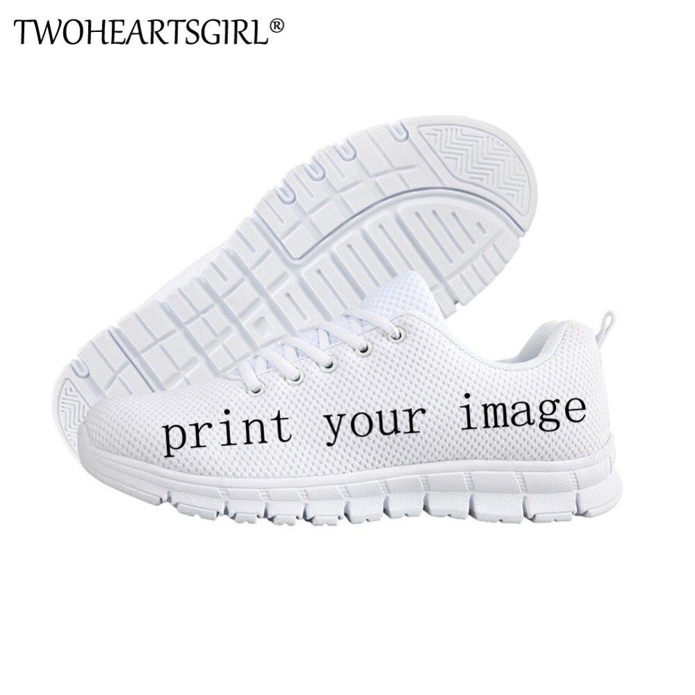 Twoheartsgirl Costume Privado As Sapatilhas Das Mulheres Projeto Fresco Sapatos Baixos Casuais Respirável Confortável Verão Mulheres Sapatos Da Moda Plana