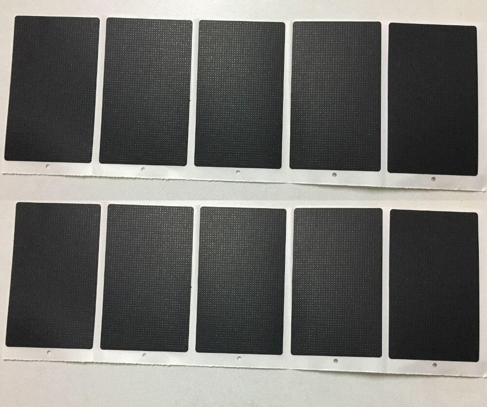 Hurtownie nowy 10 sztuk Touchpad naklejki dla Lenovo IBM Thinkpad T400S T410S T420S T410SI T420SI T430S T430SI
