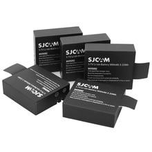 5Pcs Hot Sale 3.7V 900mAh Sj4000 Battery Rechargeable Li-ion Spare Batteries Sports Action Camera Accessories For Sj4000