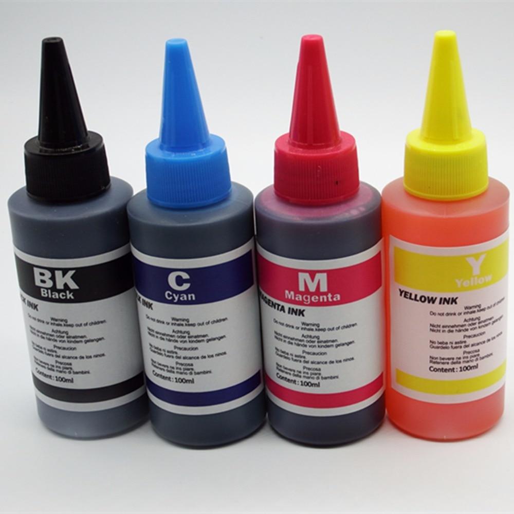 Набор чернил для заправки-Canon-для-Samsung-для-Lexmark-для-Epson-для-Dell-для-Brother все многоразовые струйные принтеры