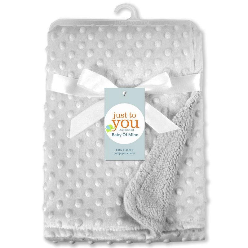 Couverture en molleton pour bébé 76x102cm   Drap de bébé, nouvelle couleur, couverture de réception, sac de couchage pour nouveau-né