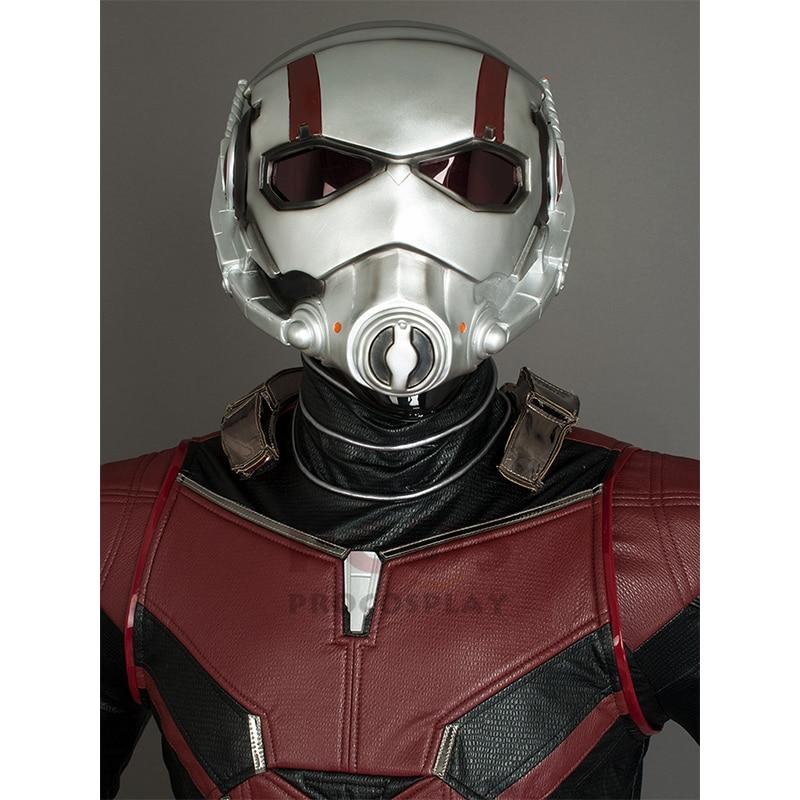 Nuevo casco Ant-Man y la avispa Ant-Man Scott Lang mp003983