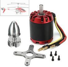 Moteur sans brosse de la puissance élevée N5065 1820W 320KV pour le kit de bricolage électrique de planche à roulettes