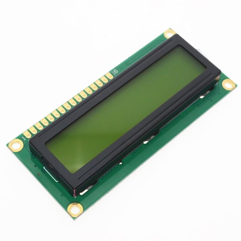 1 шт. ЖК-дисплей 1602 а модуль с зеленым э�