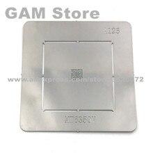 MT6350V BGA Stencil For Redmi 3 power IC Chip Reballing Pins BGA Direct Heating Template A126 5 pcs/lot