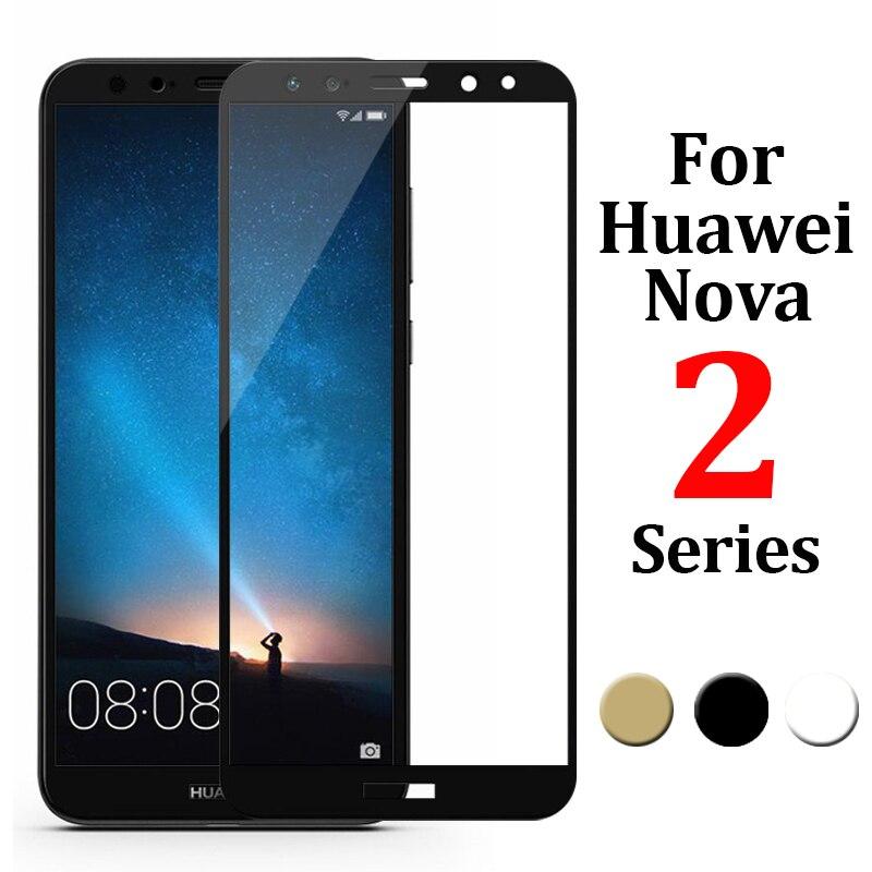 Закаленное стекло для huawei nova 2i защита экрана huaweii novo 2s armor hawei nov s i 2 diaplay huawey huawai Защитная безопасность