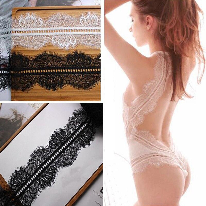 12 м/лот ажурные ресницы, кружевная ткань, отделка, сделай сам, нижнее белье, кружевная одежда, декоративные аксессуары