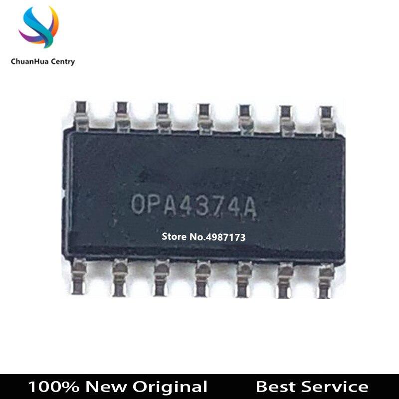 1 pcs/lot 100% Original OPA4374A In Stock New Arrival OPA4374A Bigger Discount for the More Quantity