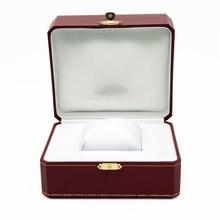 مجوهرات المنظم هدية مربع صناديق المجوهرات والتعبئة والتغليف ووتش حالة علبة من الجلد/الورق شحن مجاني.
