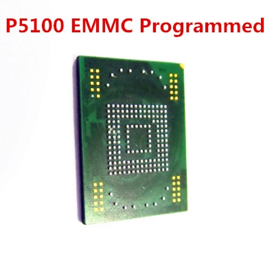 1 шт. eMMC флэш-память NAND запрограммирован с прошивкой для Samsung Galaxy Tab 2 10,1 P5100 16GB N7000