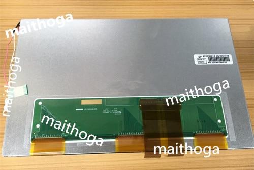 INNOLUX 10,2 pulgadas TFT LCD Pantalla de DVD AT102TN03 V.8 WVGA 800 (RGB) * 480 Panel de visualización del coche