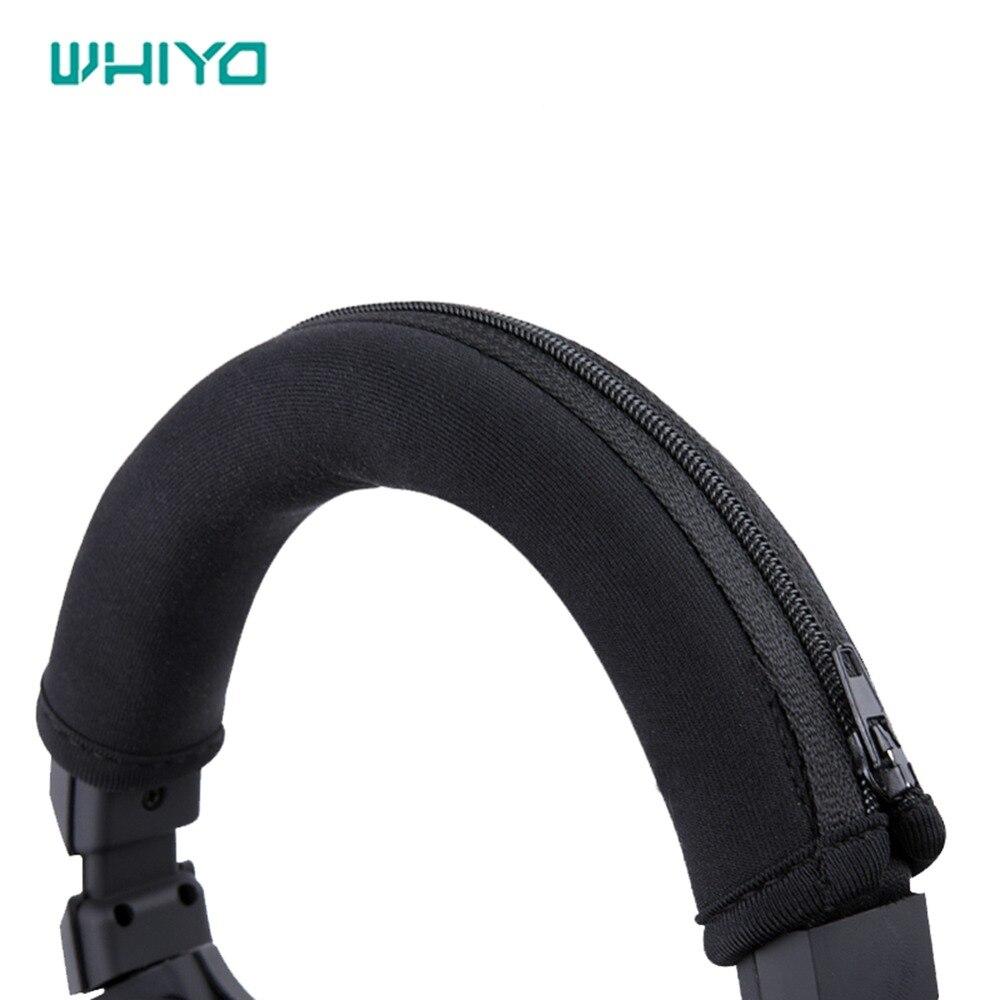 Whiyo Bumper Head Pads Headband Cushion for Audio-Technica ATH-MSR7 ATH-M50X ATH-M20 ATH-M30 ATH-M40 ATH-M40X ATH-SX1 Headset