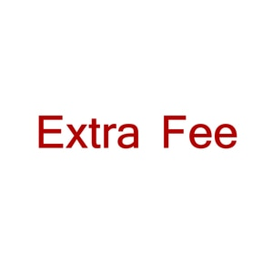 Extra Fee This link is not a product, it is not sent, it is a link for the buyer to make up the shipping and repayment.