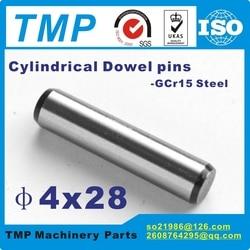 50 peças/lote 4x28mm que localiza pinos/pinos do passador/pinos cilíndricos da posição para usos mecânicos-tlanmp material aço gcr15