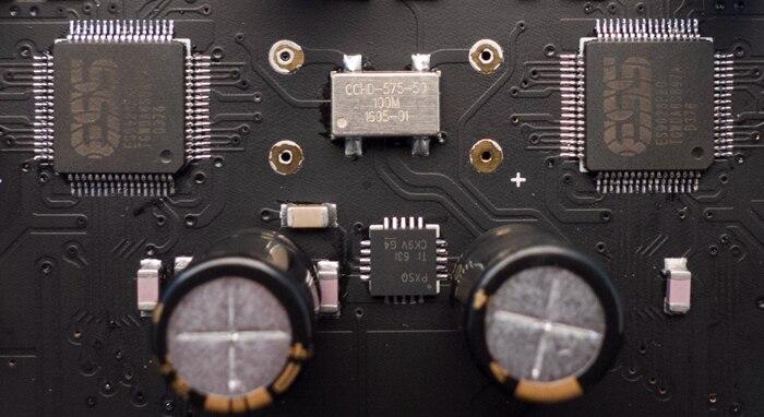 Musetec L.K.S Audio MH-DA003 MK2 ES9028pro DAC USB DSD Ultra Low jitter Femto Clock Audio Decoder D/A Converter 110V-240V