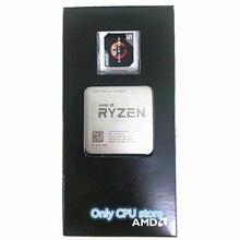 Amd ryzen 5 1600x r5 1600x3.6 ghz seis-núcleo processador cpu de doze linhas 95 w soquete am4
