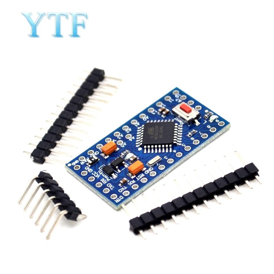1 шт. ATMEGA328P Pro Mini 328 ATMEGA328 5 В/16 МГц для Arduino