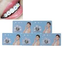 Hot Sale Dental Top Grade Crystal Tooth Stones Teeth Whitening Teeth Decoration Jewels Tooth Crystal Diamond Bur
