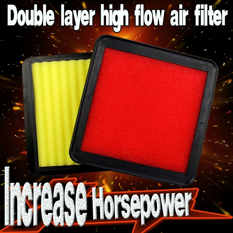 Ajuste del filtro de aire de alto flujo SUBARU FORESTER 2.0L DSL todo 2008-2016