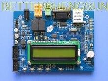 PIC18F97J60   Ethernet development board relay/LCD/light / 18b20