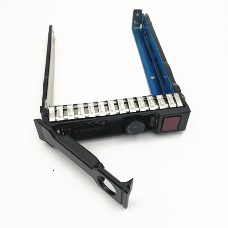 10packs  651687-001 G8 2.5inch Gen8  hard drive tray /caddy /bracket for Gen8 DL380 360 160 385, free shipping enlarge