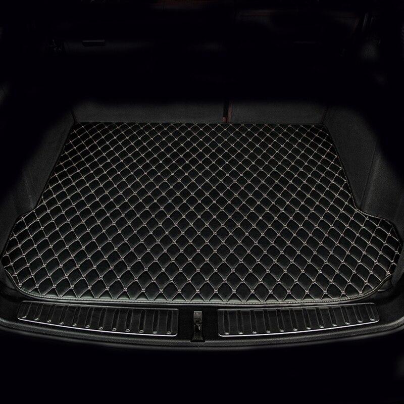 Coche personalizado esteras para maletero para Lexus GS 200t 250, 300, 350, 430, 450H 460 F deporte GS200T GS250 GS350 GS300 GS45OH alfombras (2005-
