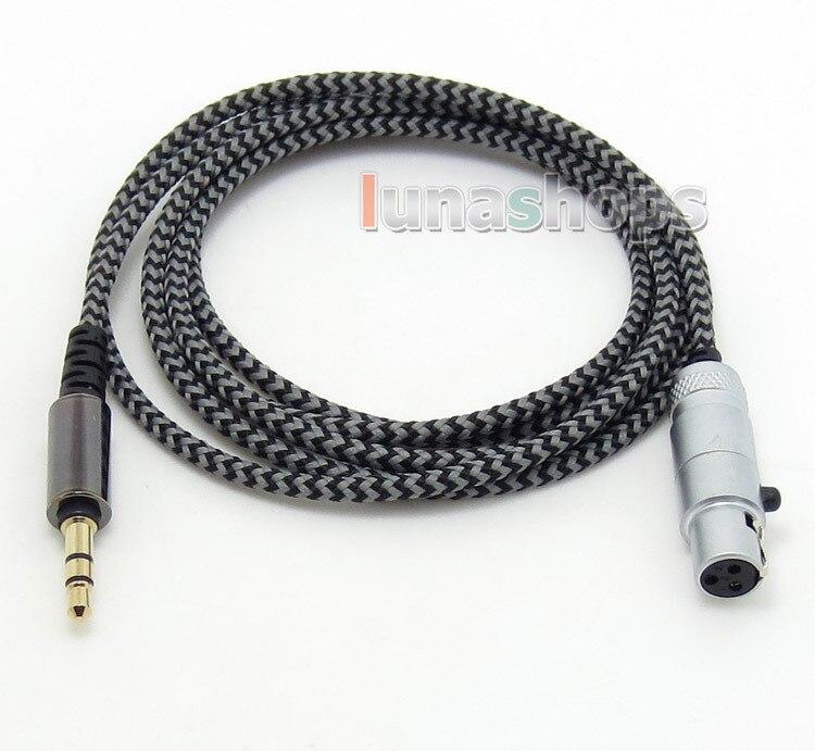 LN004713 câble souple OFC de remplacement pour casque Pioneer HDJ-2000 HDJ2000 Reloop RHP20 RHP 20