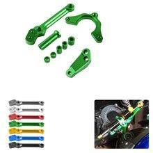 Kit de support damortisseur réglable en aluminium CNC, pour motos Kawasaki Z900, Z 900, 2017-2018