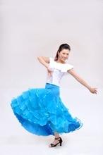 Nouvelle valse salsa latine tango samba rumba pas rapide renard trot pratique danse jupe