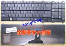 English keyboard For toshiba Satellite C650 C655 C655D C660 C665 C670 L650 L655 L670 L675 L750 L755 laptop US keyboard