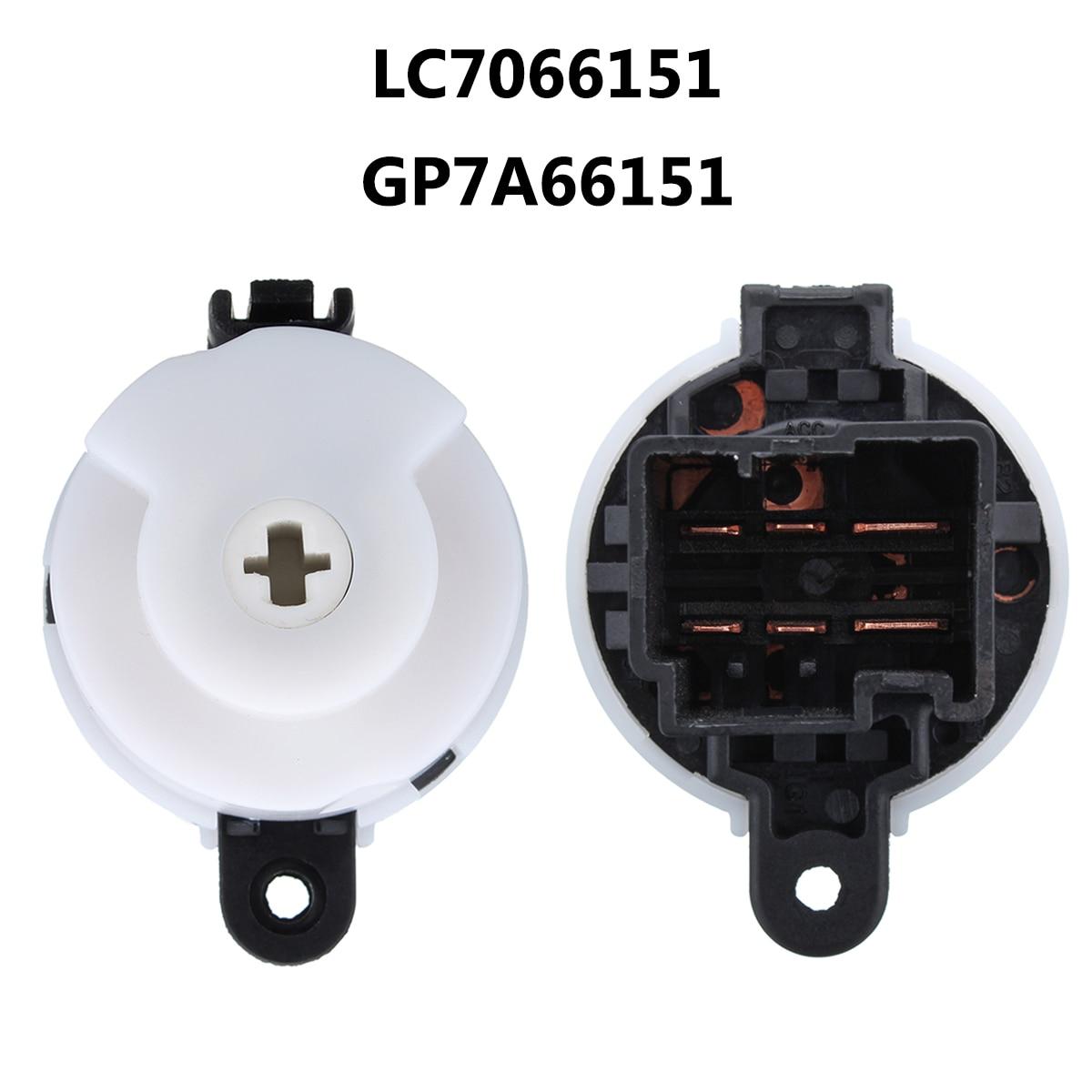 Автомобильный Стайлинг стартовый переключатель зажигания для Ford Ranger для Mazda BT50 пикап 2002-2012 LC7066151 GP7A66151