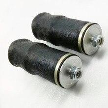 2 pièces/une paire à Freightli ner cabine ressort pneumatique pour firestone air caoutchouc W02-358-7012 LINK 1102-0040