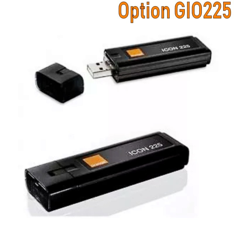 Módem opción GLOBESURFER icono 225 HSDPA 7,2 MBPS (USB)