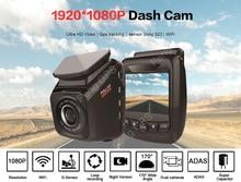 ADAS Mini Car DVR Camera HD1080P Auto Digital Video Recorder Dash Cam automatic cam DVR G-Sensor Night vision camera Dual Lens