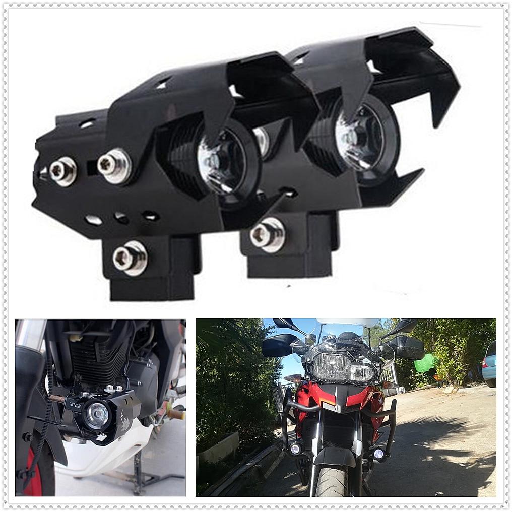 Faro LED antiniebla para motocicleta, foco de luz para HONDA VF750S SABRE Buell Lightning Ulysses XB12X