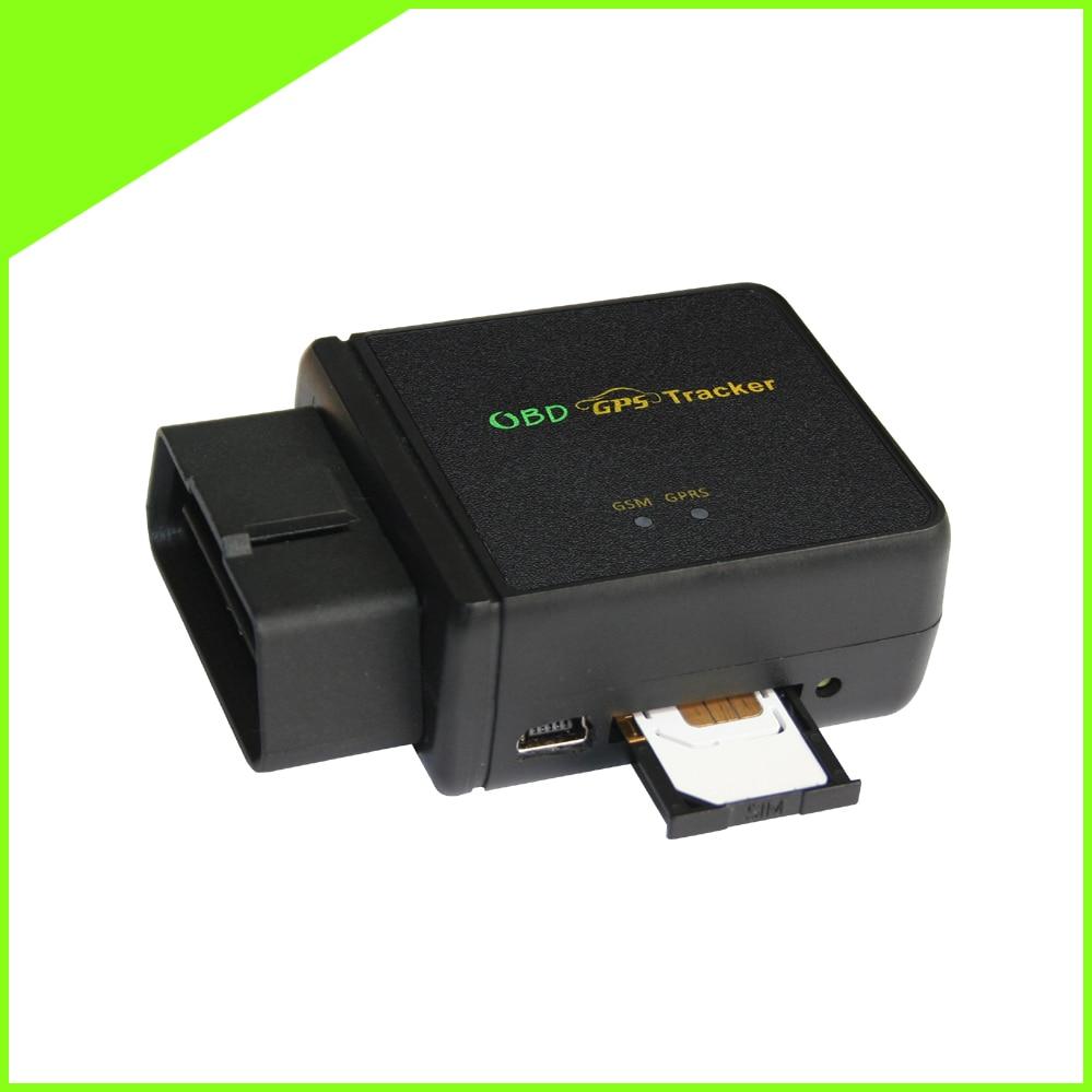 3G WCDMA GPS GSM GPRS rastreador CCTR-830G para vehículo/coche OBD II interfaz sin caja